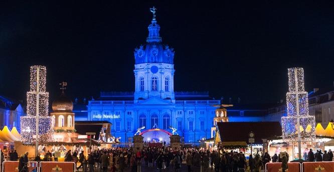 Berliner Weihnachtsmärkte öffnen