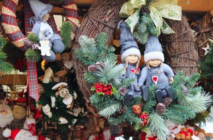 mercatini di Natale per famiglie