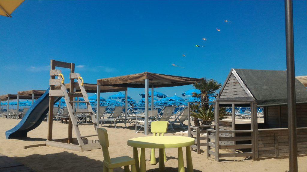 spiaggia attrezzata Versilia