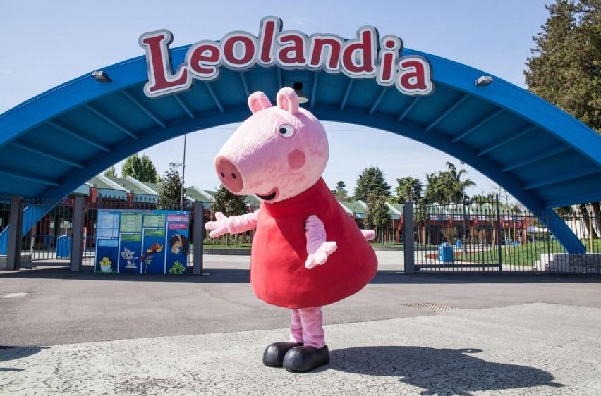 leolandia peppa pig